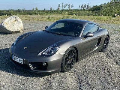 käytetty Porsche Cayman Cayman2,7 PDK