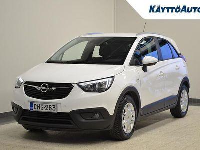 käytetty Opel Crossland X Comfort 81 **** LänsiAuto Safe -sopimus hintaan 590EUR. ****
