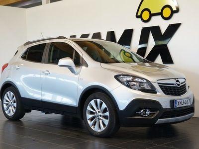 käytetty Opel Mokka Cosmo 1,7 CDTI 96kW / Suomi-Auto / Koukku / Puolinahat / Tutkat
