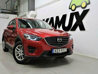 käytetty Mazda CX-5 2.5 AWD Optimum | Vetokoukku | Navi | Bose | Peruutuskamera
