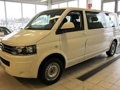 käytetty VW Caravelle Comfortline pitkä 2,0 TDI 103 kW BlueMotion Technology **ALV-vähennyskelpoinen, Siisti kuntoinen **