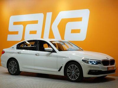 käytetty BMW 530 530 G30 Sedan e A iPerformance Business Comfort / NAHAT / MUISTIPENKIT / NAVI / TUTKAT / LED AJOVALOT
