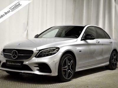 käytetty Mercedes C300 e A Business AMG Edition EQ Power ** 2 vuoden takuu **