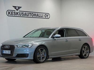 käytetty Audi A6 Avant Business Sport 3,0 V6 TDI 200 kW quattro S tronic ( Tähän autoon 0,95% +kulut ) - Black Frida