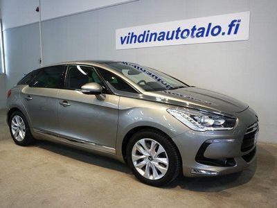 käytetty Citroën DS5 BlueHDi 180 So Chic AT, 1om, merkkihuollettu !