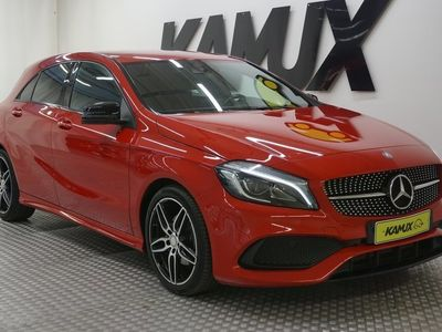 käytetty Mercedes A180 AMG Line / Ruotsi-Auto / Xenon / Urheiluistuimet / Vakkari /