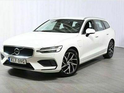 käytetty Volvo V60 T6 TwE AWD Momentum Advanced Edition - ** Navigointi / Peruutuskamera / Adapt.cruise / Webasto / Vet