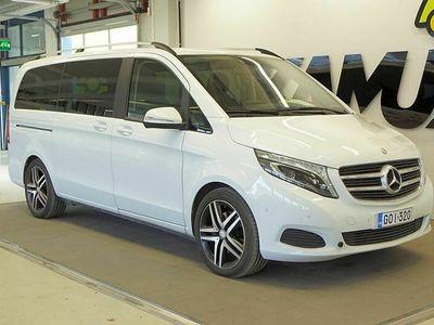 käytetty Mercedes V220 V 7-henk.CDI 163 hv keskipitkä A2 A 7G-Tronic Plus / Navi / Webasto / LED-intelligent light system /