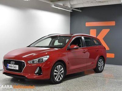 käytetty Hyundai i30 Wagon 1,4 T-GDI 7DCT-aut. Comfort