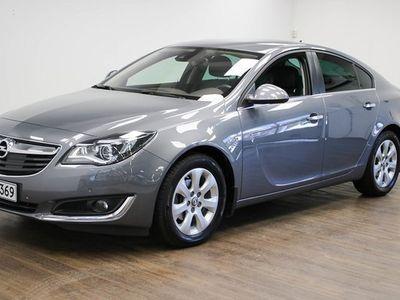 käytetty Opel Insignia 5-ov Edition 1,6 CDTI 100kW AT6 **Navi, Mukautuva vakionopeudensäädin, AFL-valot** **** Korko 0,99%