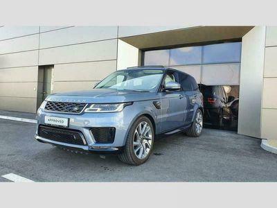 käytetty Land Rover Range Rover Sport P400e HSE Dynamic // Korko 1,9% // Adapt. vakkari // Meridian // Ilmastoidut penkit // Matrix valot // Comfort penkit