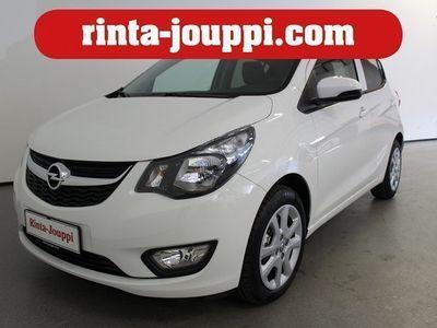käytetty Opel Karl 5-ov Enjoy 1,0 ECOTEC S/S 54 (MY19.A) - Takuu 3v ja Korko 0,99%+kulut