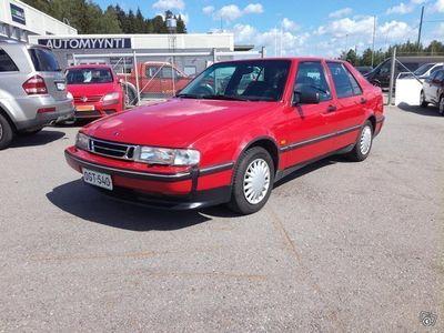 käytetty Saab 9000 1-omisteinen Suomi-auto, Vähän ajettu, Siisti, Rahoitus jopa ilman käsirahaa!!
