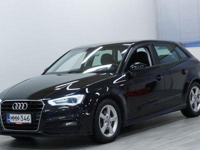 käytetty Audi A3 Sportback Bsn Sport S line Edt 2,0 TDI 110 A