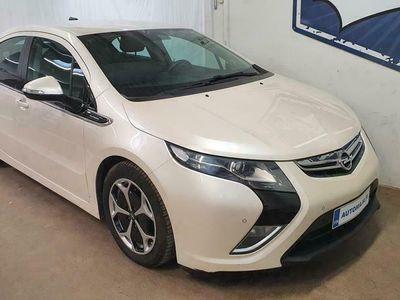 käytetty Opel Ampera 5-ov Cosmo 1,4 E-REV 111kW AT * Korko 2,99% *