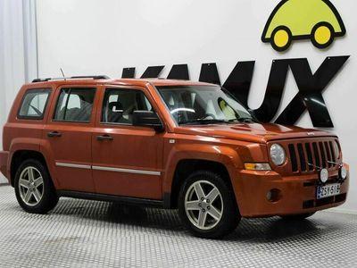 käytetty Jeep Patriot 2,0 CRD Limited /