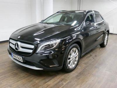 käytetty Mercedes GLA200 CDI 4Matic A Premium Business, Automaatti, Neliveto, Suomiauto