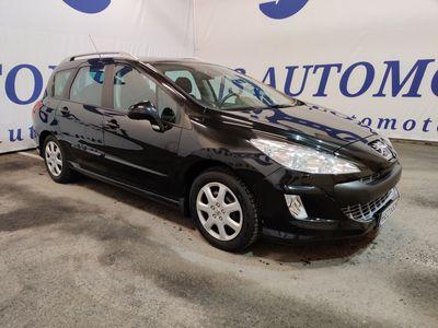 käytetty Peugeot 308 * 1.6 SW Premium Vti 120 * Hieno Automaatti Pösö * Rahoitus Jopa Ilman Käsirahaa * KotiinToimitus *