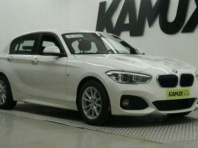 käytetty BMW 118 i 5-door Manuell, 136hv ' M-SPORT