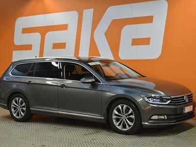 käytetty VW Passat Variant Highline 2,0 TDI 140 kW (190 hv) GT DSG-automaatti /1-Omisteinen**TULOSSA**Adapt vakkari/360