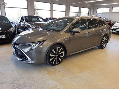käytetty Toyota Corolla Touring Sports 2,0 Hybrid Style