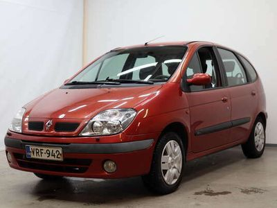 käytetty Renault Mégane Scénic 5DSCENIC 1.6 16V-JA0B05/256 - ** 1-Omistajalta ** käsiraha alkaen 0€ rahoitukseen **