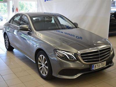 käytetty Mercedes E200 A Business