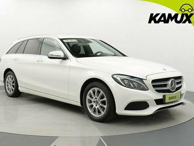 käytetty Mercedes C180 T A Edition Avantgarde / Tulossa myyntiin / Vetokoukku / Adapt vakkari / Osanahka / Sadetunnistin