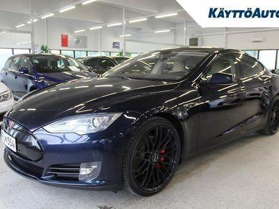 käytetty Tesla Model S motorsP85