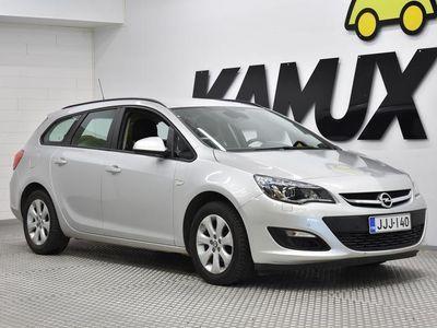 käytetty Opel Astra Sports Tourer Enjoy 1,4 Turbo Start/Stop 88kW MT6 ** AFL-ajovalot - Vetokoukku - Pysäköintitutka, e