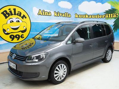 käytetty VW Touran 1.4 TSI Comfortline * LOHKO / VAKKARI / HUIPPU YKSILÖ * - *HULLUT AUTOMARKKINAT!!!*