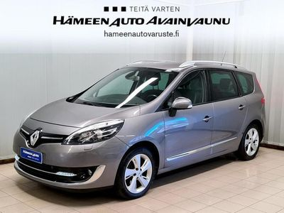 käytetty Renault Grand Scénic Energy dCi 130 SS Dynamique