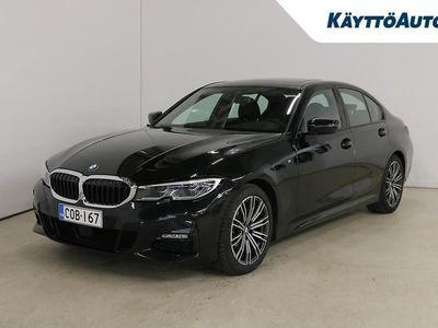 käytetty BMW 320 3-sarja G20 Sedan d A xDrive Business M Sport