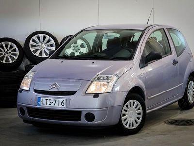 käytetty Citroën C2