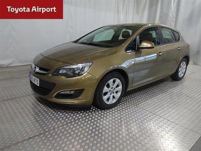 käytetty Opel Astra 5-ov Enjoy 1,4 Turbo 103kW AT6 **KORKOTARJOUS 0,9% + kulut **