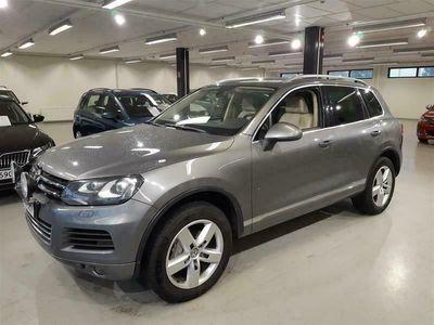 käytetty VW Touareg 3,0 V6 TDI 176 kW (240 hv) 4MOTION BlueMotion Technology Tiptronic-automaatti