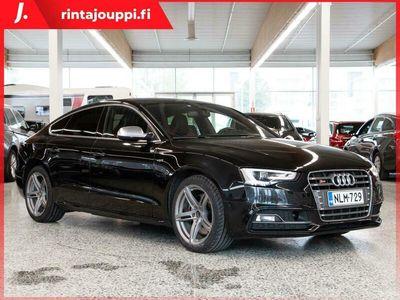 käytetty Audi S5 Sportback S5 Viistoperä (AB) 4ov 2995cm3 A *** J. autoturva saatavilla, J. kotiintoimitus