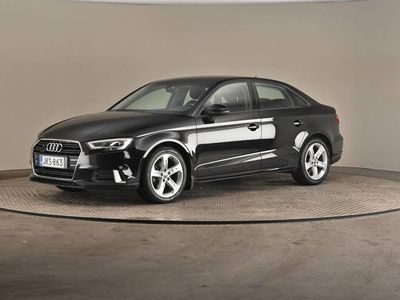 käytetty Audi A3 Sedan Business Sport 2,0 TDI 110 A- Webasto, Kommunikaatio paketti-