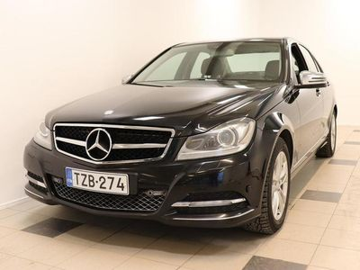 käytetty Mercedes C180 CDI BE A Premium Business Avantgarde