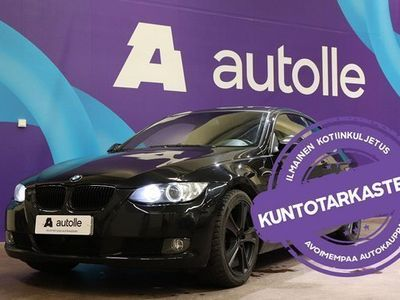 käytetty BMW 320 *TYYLIKÄS* Ci A E92 Coupe Tarkastettuna, Rahoituksella, Kotiin toimitettuna!