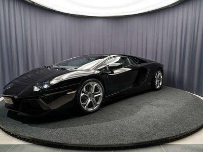 käytetty Lamborghini Aventador 6.5 V12 515kW - Takuu 6kk/10000km