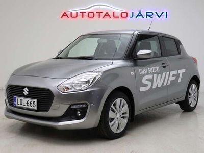 käytetty Suzuki Swift 1,2 DUALJET 2WD GL CVT ** Korkotarjous 0,99% + kulut **