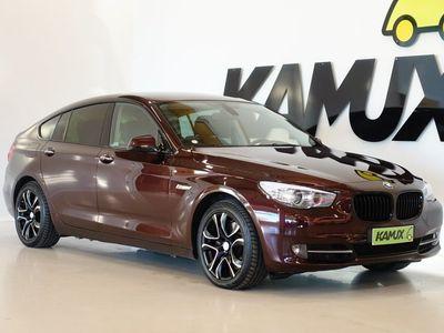 käytetty BMW 530 Gran Turismo 245hp / Taittuva koukku / Lohko- ja sisätilanlämmitin / Peruutuskamera / Sporttipenkit /