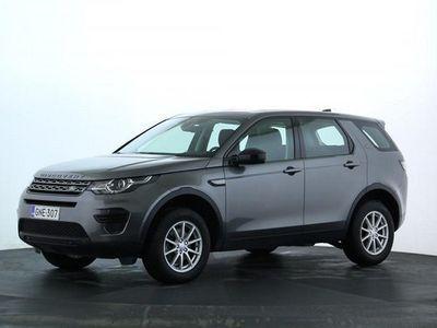 käytetty Land Rover Discovery Sport 2,0 TD4 150 PURE Aut Business   Rahoitustarjous 0,9% ja vuoden polttoaineet kaupan päälle