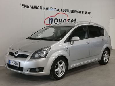 käytetty Toyota Corolla Verso 2.2 D4D 177 CPower Linea Sol 7P *7-PAIKKAINEN VOIMAKONEELLA! 1.99% KORKO, 250e KASKO, 0e TOIMITUS!*