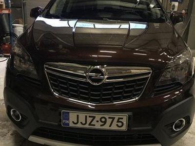 käytetty Opel Mokka 1,4 Turbo Automaatti Bensa 2x renkaat