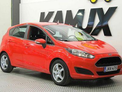 käytetty Ford Fiesta 1,5 TDCi 75hv M5 Trend 5-ovinen / Vetokoukku / Suomi-Auto / Huoltokirja /