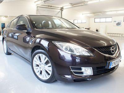 käytetty Mazda 6 HB 1,8 Elegance Business 5MT 5ov VB2