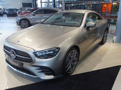 käytetty Mercedes E200 4Matic A Coupé (MY20) **UUSI AUTO, NOPEAAN TOIMITUKSEEN**