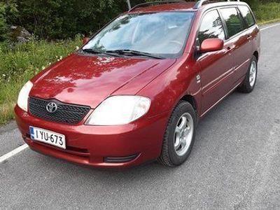 käytetty Toyota Corolla 1,6